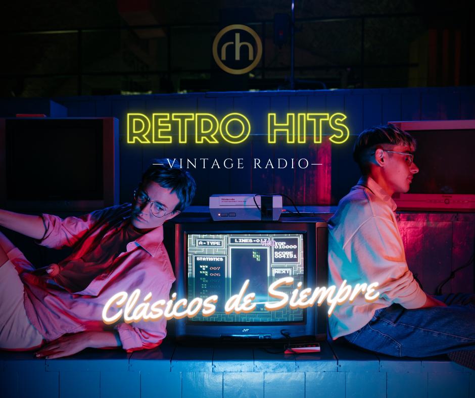 Retro Hits Mix —Clásicos de Siempre— by Litomartz